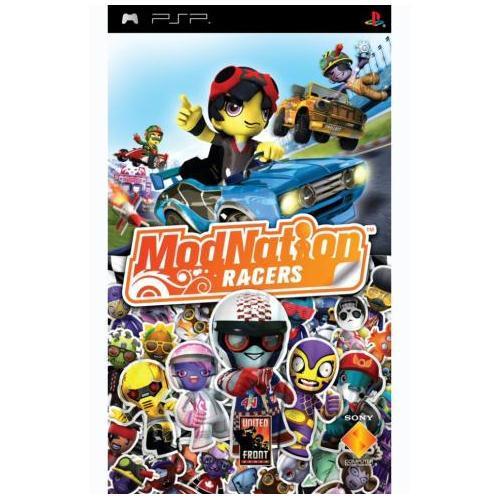 Modnation Racers PSP £4.99 @ Play