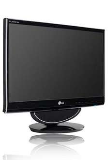 """LG All Mighty 23"""" LED 1080p HDTV (freeview) and PC Monitor with DIVx USB Playback £197 (inc VAT) @ Costco"""