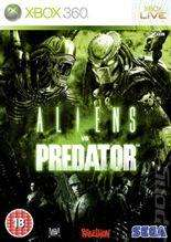 Aliens Vs. Predator - Xbox 360 - (preowned)  £5.00 @ Blockbuster