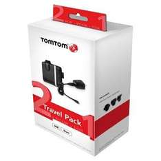 TOMTOM ONE START TRAVEL PACK only £7.96 delivered REFURBISHED WITH A 12 MONTH TESCO OUTLET WARRANTY