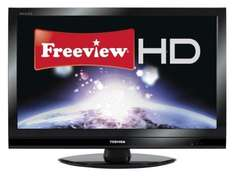 TOSHIBA 37RV753B with FREE TOSHIBA BDX1100 BluRay DVD - £399.00 @ TESCO INSTORE
