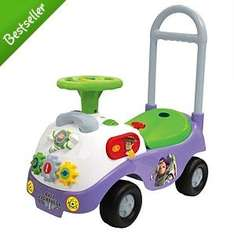 Toy story ride on  toy - £14.97 online and instore at asda