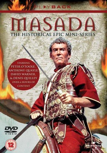 Masada [DVD] Complete Mini Series £3.95 delivered @ Base