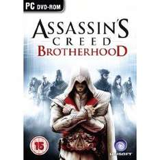 Assassin's Creed : Brotherhood - Platinum & Classics Special Editions - PS3 & XBox 360. £14.91 @ Amazon. For those who prefer Amazon to Zavvi & Play