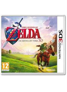 The Legend of Zelda: The Ocarina of Time £26.97 @ GAME