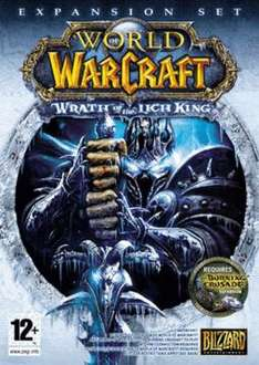 World of Warcraft - Wrath of the Lich King expansion £9.99 @ Gamestation