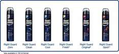Right Guard Anti-Perspirant Deodorant BOGOF 2 for £1.25 in Tesco