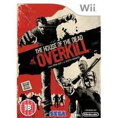 The House of the Dead: Overkill (Wii) £6.00 @ Amazon (Sold by CheetahFBA & Fulfilled by Amazon)