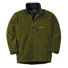 Berghaus Activity Fleece Jacket in sizes Small and Medium only £29.98