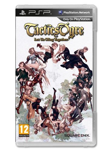 Tactics Ogre: Premium Edition (PSP) £10.99 @ Game