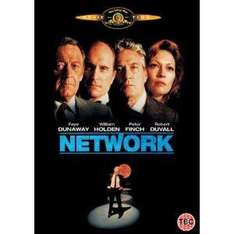 Network [DVD] - £3.49 at amazon