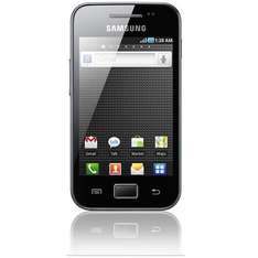 Free Samsung Galaxy Ace, 12 month, £20 contract, £60 Quidco  @ Talk Mobiles