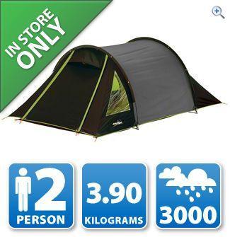 Vango gamma 200 2man tent - £29.99 @ Gooutdoors