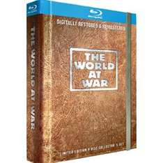 EXPIRED The World At War. Blu-Ray £8.51 @ PriceMinister