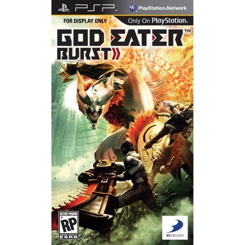 Gods Eater Burst (PSP) £9.99 + Cashback @ Base.com