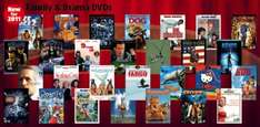 DVDs £2.99 each - Everyday, Family & Drama, Action & Comedy, Drama, War & Western @ Aldi