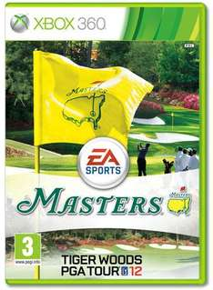 Tiger Woods PGA Tour 12 - The Masters (Xbox 360) £19.99 @ Game