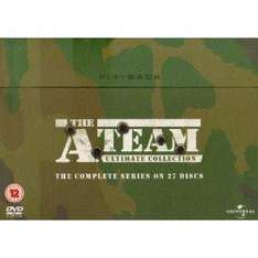 A Team Ultimate £13.99+ P&P @Amazon (IWANTONEOFTHOSE)