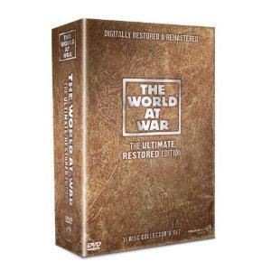 World at War Ultimate restored 2010 edition box set £15.99 + £1.26 p&p via IWOOT at Amazon