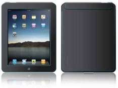 Belkin Leather Sleeve for Apple iPad - Black (F8N375CW) only £6.99 + £1.99 delivery @ IWOOT/Amazon
