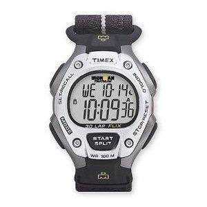 Timex Men's Ironman Digital 30 Lap Flix Watch - Argos - 16.99
