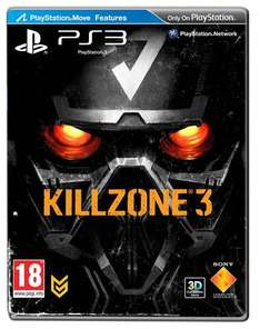 Killzone 3 Collector's Edition -PS3- £24.99 @ GAME