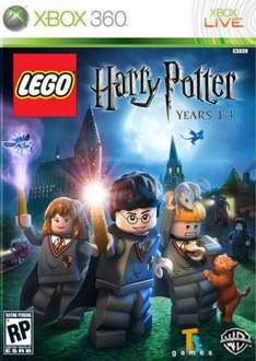 Lego Harry Potter: Years 1-4 for Xbox 360 - Used £6.98 @ gamestation.co.uk