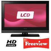 Sharp 26 inch Widescreen HD Ready LCD TV with Freeview £179.00 @ Tesco Instore