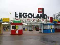 1 Adult + 1 Child - £15 @ Legoland