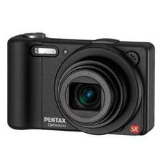 Pentax Optio RZ10 / 14 Megapixels / 10 x Wide Angle Optical Zoom / 2.7 inch LCD / Digital Camera / Black £69.99 @ Play.Com