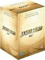 James Bond Complete Collection (42 discs) at Base.com £39.99 with Free Delivery