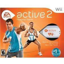 EA Sports Active 2 for Wii incl. heart rate monitor £14.99 @ Ebay/Zavvi outlet
