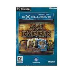 Age Of Empires Collectors (Limited) Edition Game PC  £4.52 @ Amazon