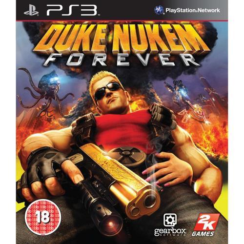 Duke Nukem Forever PS3 £34.70 @ Amazon