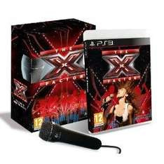 The X-Factor game c/w dual Logitech microphones PS3 - £15.83 delivered at Amazon (sold by ChoicesUK)
