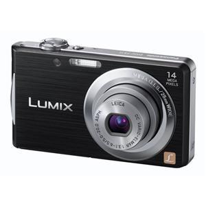 Panasonic Lumix DMC-FS14 Digital Camera in Black £99.95 @ Jessops collect in store