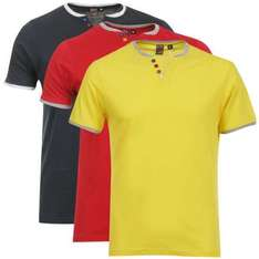 Expired  not much choice left.  Only  £11.99 for 3. Men's Done & Dusted 3 Pack Samson T-Shirts @ In The Label outlet. Free delivery.