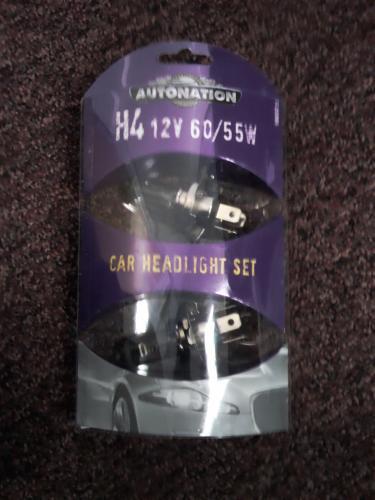 Twin Pack Car Headlight Bulbs £1 @ Poundworld
