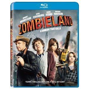 Zombieland on Blu-ray £7.99 Amazon