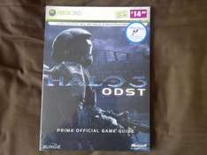 Halo 3 ODST game guide was £14.99 now 1p @ game *instore* (Hull) when bought with anything else