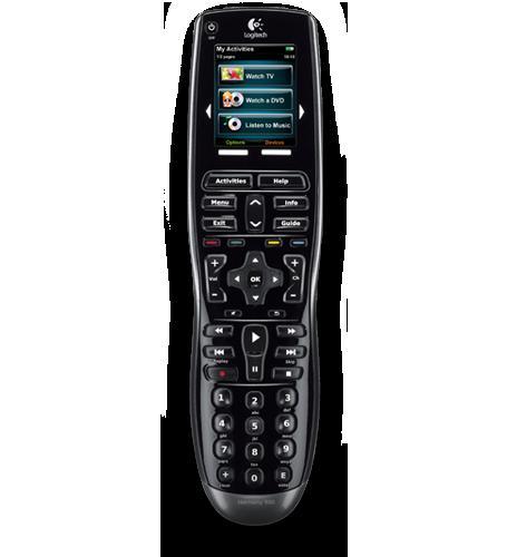 Logitech Harmony 900 Wireless RF Universal Remote £189.90 @ Logitech