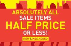 Many cheap kids' clothes@Store21, up to 50% off or less