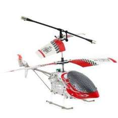 Stealth 3 Channel Metal Infrared Micro Helicopter £7.98 - Amazon / eSecure