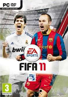 Fifa 11 for PC £7.97 Instore @ Currys/Pc World