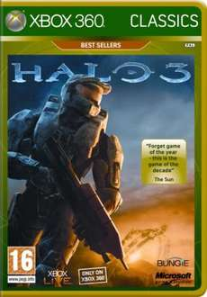Halo 3 (Classics) £4.85 delivered from The Hut (Xbox 360)