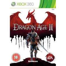 Dragon Age II [Xbox360/PS3] @ Game £19.99