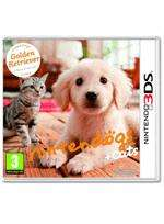 Nintendogs and Cats: Golden Retriever and New Friends @GAME 14.99