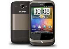 HTC Wildfire on Pay As You Go £99.99 + £10 topup or the £15 Add-on  at Three Store