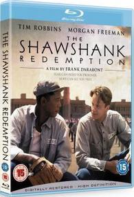 Shawshank Redemption Blu Ray - £6.85 @ The Hut