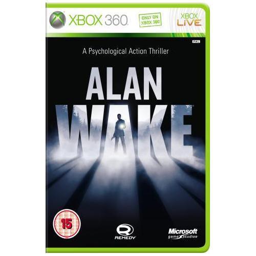 Alan Wake - 360 - £9.99 @ Play